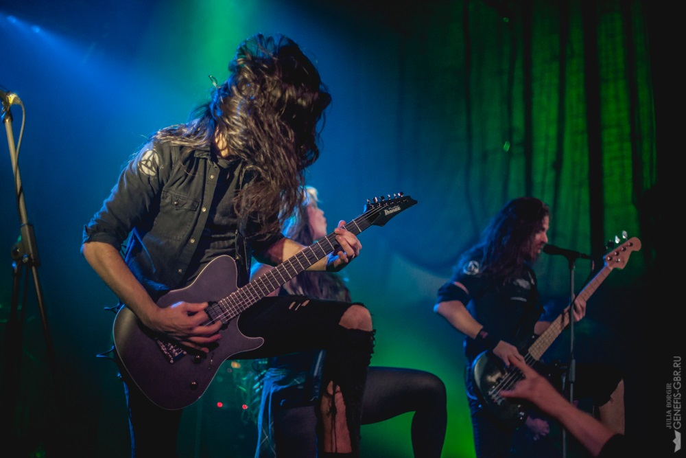 11 фото к материалу Female Metal Voices Fest в Санкт-Петербурге