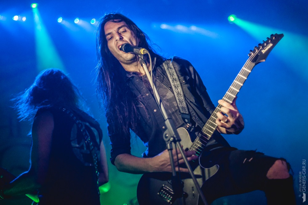13 фото к материалу Female Metal Voices Fest в Санкт-Петербурге