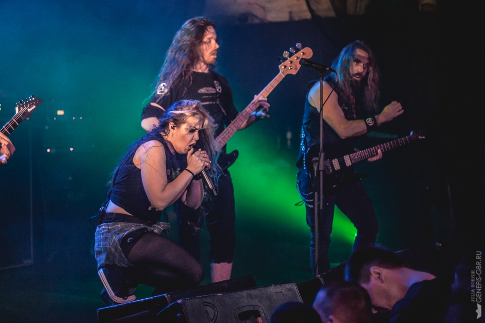 14 фото к материалу Female Metal Voices Fest в Санкт-Петербурге