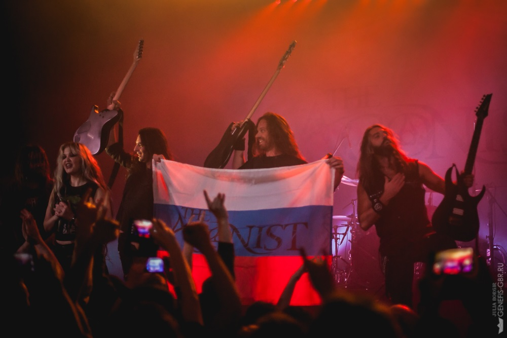 18 фото к материалу Female Metal Voices Fest в Санкт-Петербурге