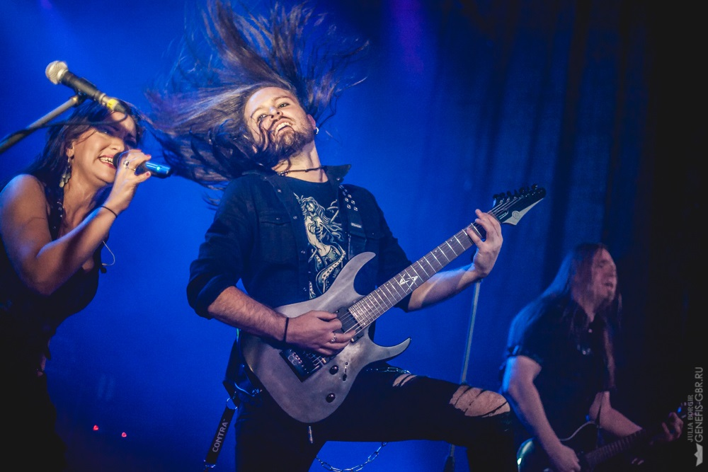 27 фото к материалу Female Metal Voices Fest в Санкт-Петербурге