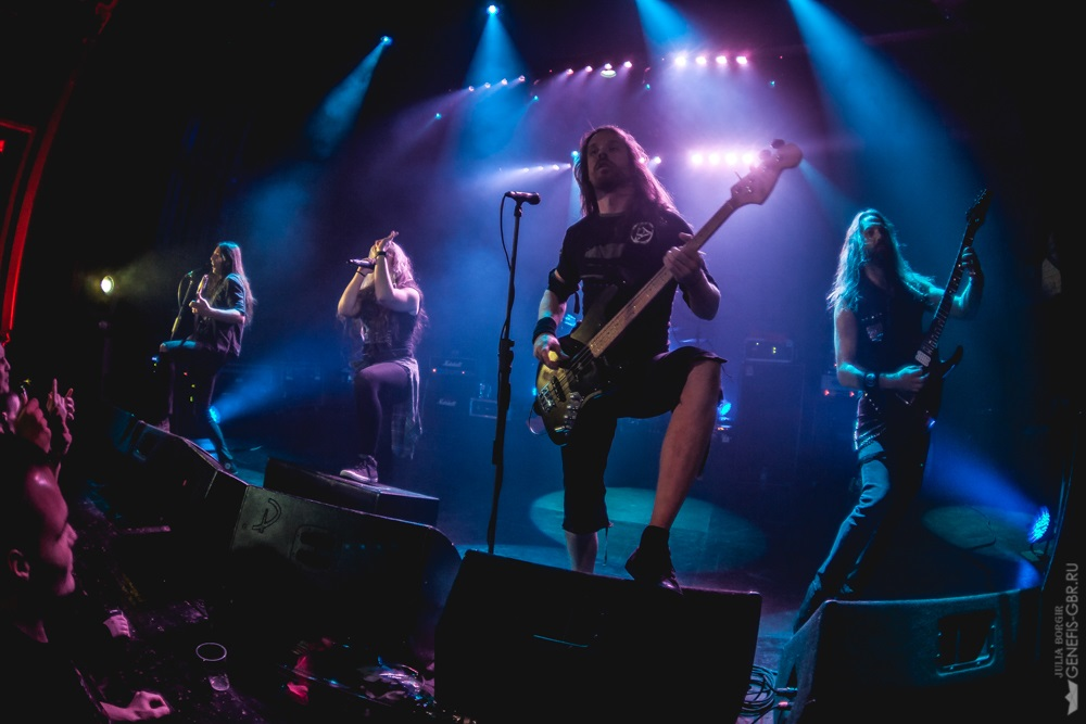 8 фото к материалу Female Metal Voices Fest в Санкт-Петербурге