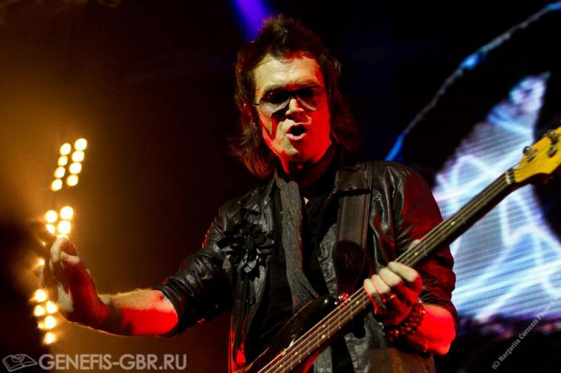 0 фото к материалу Glenn Hughes   California Breed в Известия Hall