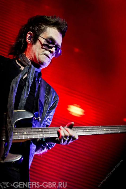 1 фото к материалу Glenn Hughes   California Breed в Известия Hall