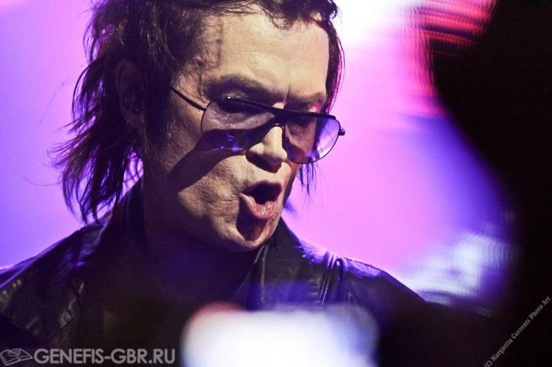 60 фото к материалу Glenn Hughes   California Breed в Известия Hall