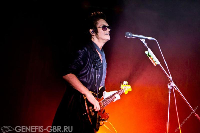 75 фото к материалу Glenn Hughes   California Breed в Известия Hall