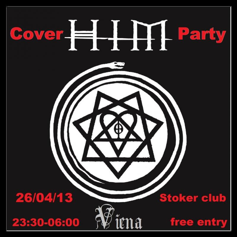 1 фото к материалу HIM cover-party в Питере