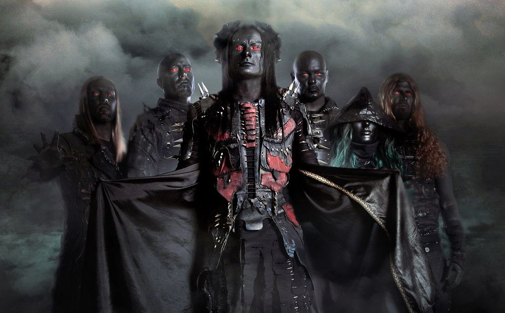 4 фото к материалу Интервью с Дэни Филтом  Cradle of Filth