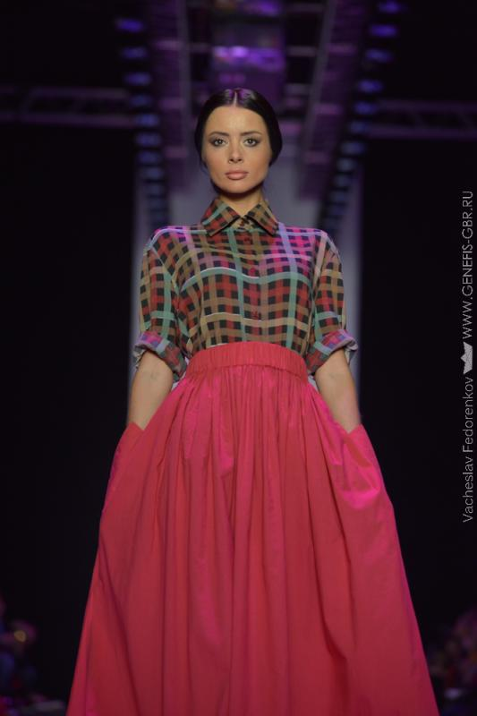 16 фото к материалу MERCEDES-BENZ FASHION WEEK RUSSIA 2015 стартовал