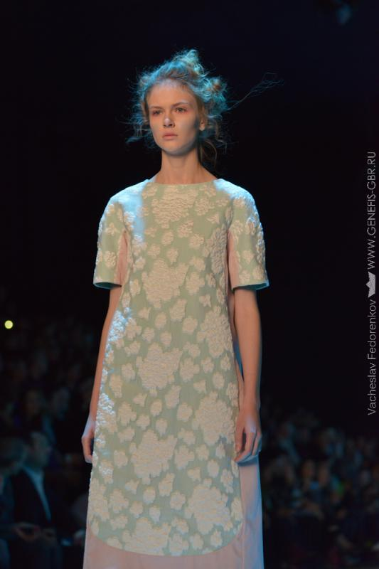 25 фото к материалу MERCEDES-BENZ FASHION WEEK RUSSIA 2015 стартовал