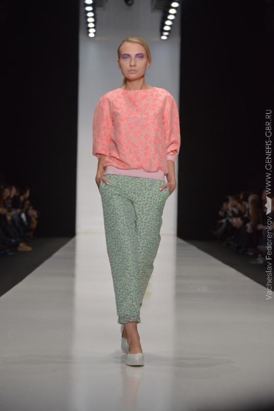 38 фото к материалу MERCEDES-BENZ FASHION WEEK RUSSIA 2015 стартовал
