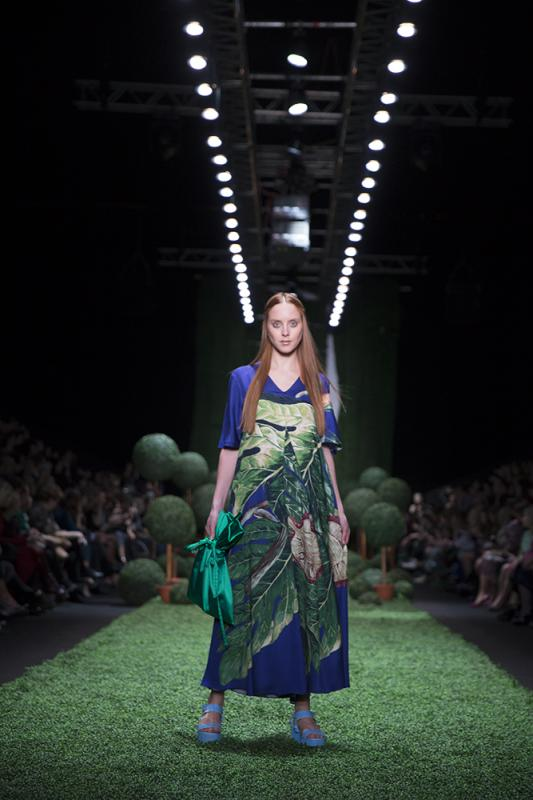 70 фото к материалу MERCEDES-BENZ FASHION WEEK RUSSIA 2015 стартовал