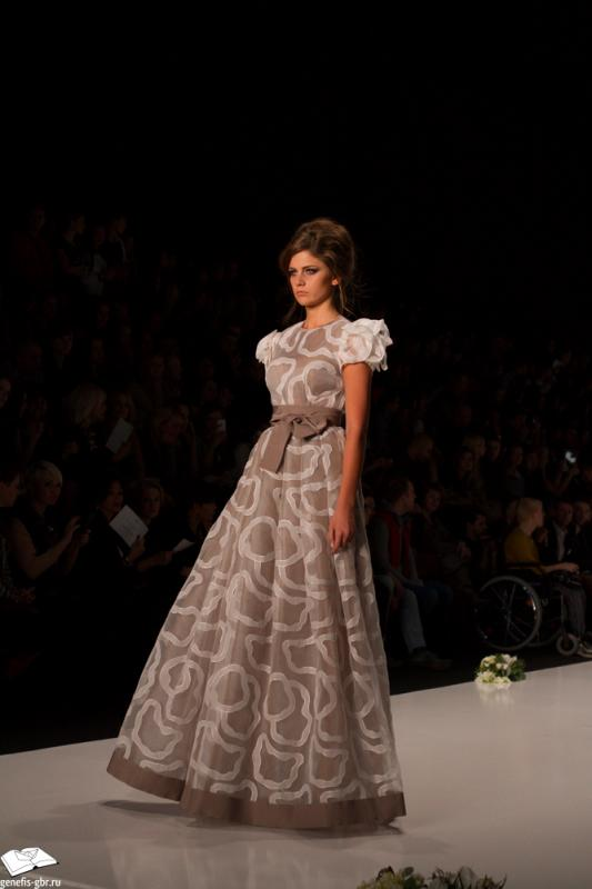 50 фото к материалу Mercedes-Benz Fashion Week - день 2