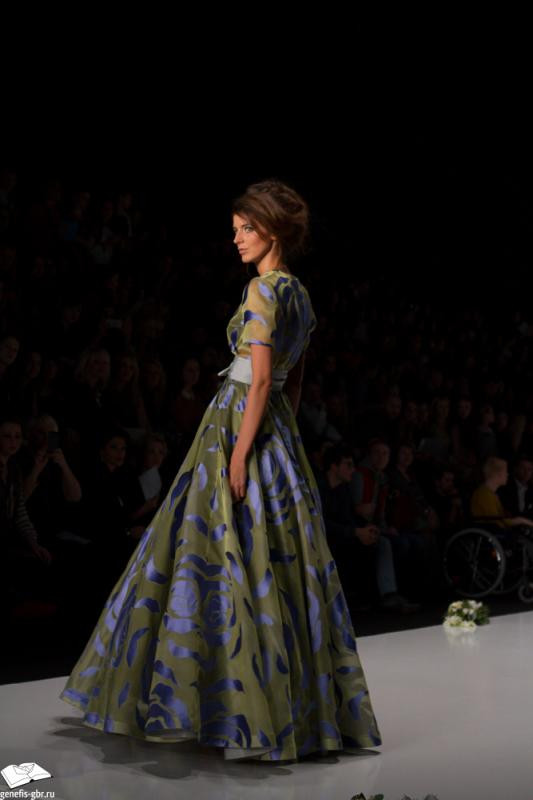 52 фото к материалу Mercedes-Benz Fashion Week - день 2