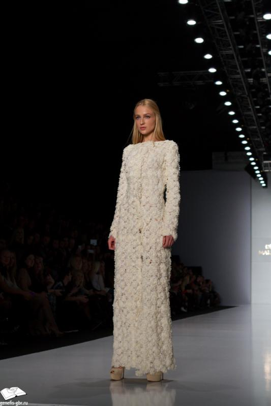 60 фото к материалу Mercedes-Benz Fashion Week - день 2