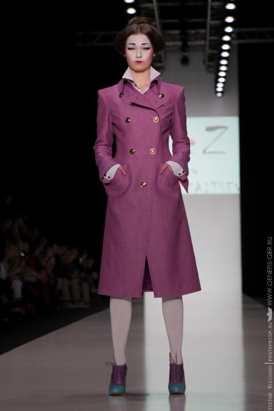 1 фото к материалу Mercedes-Benz Fashion Week 2014 - Первый день