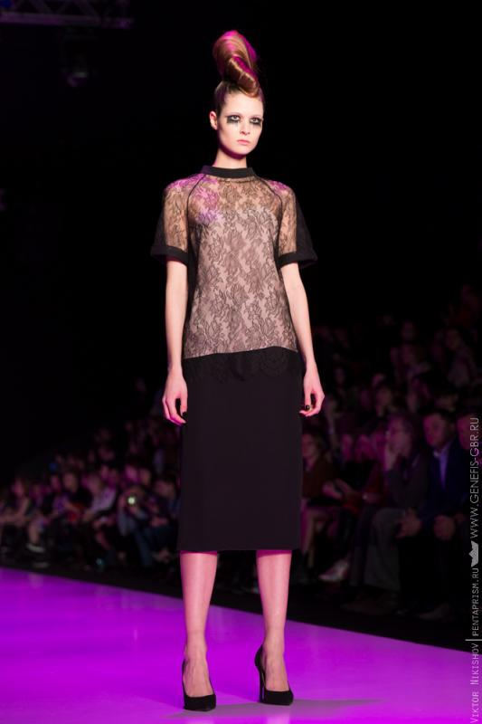 10 фото к материалу Mercedes-Benz Fashion Week 2014 - Первый день