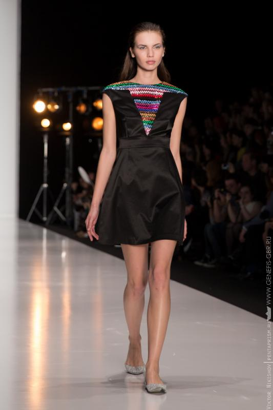 15 фото к материалу Mercedes-Benz Fashion Week 2014 - Первый день