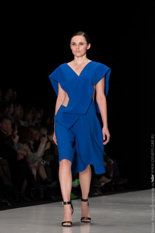 18 фото к материалу Mercedes-Benz Fashion Week 2014 - Первый день