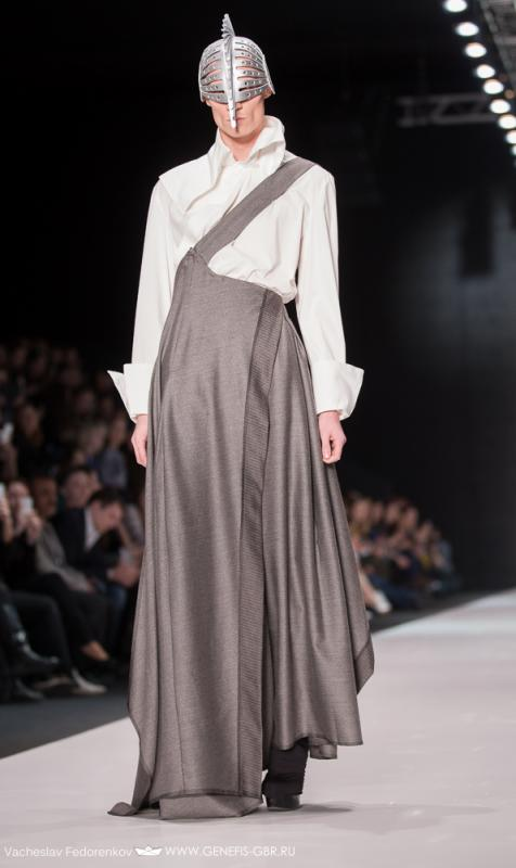 40 фото к материалу Mercedes-Benz Fashion Week 2014 - Первый день