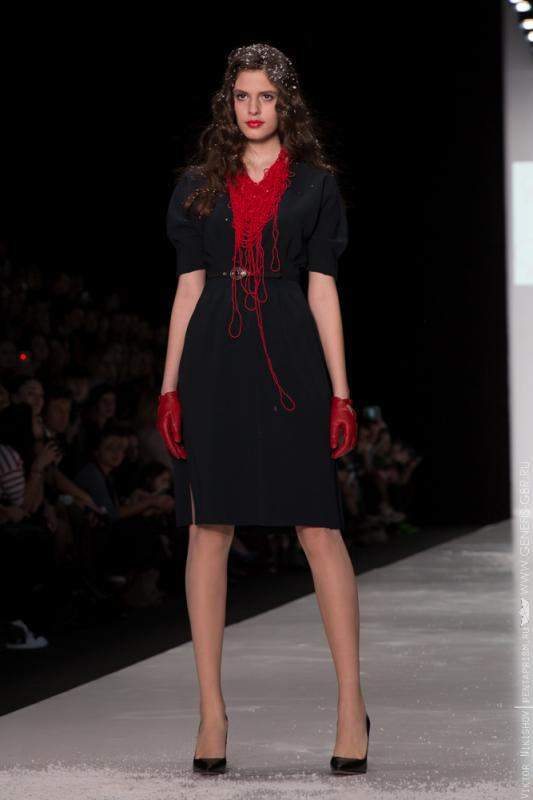 5 фото к материалу Mercedes-Benz Fashion Week 2014 - Первый день