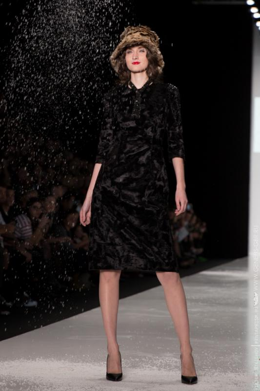 6 фото к материалу Mercedes-Benz Fashion Week 2014 - Первый день