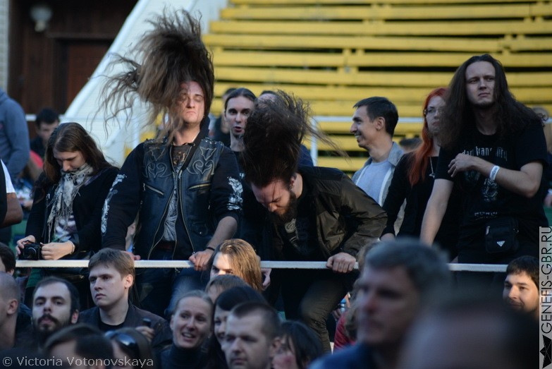 76 фото к материалу Moscow Metal Meeting 2015 состоялся