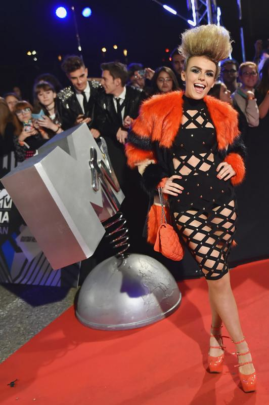 25 фото к материалу MTV Europe Music Awards 2015