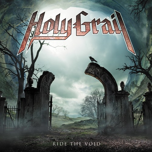 0 фото к материалу Holy Grail выпустили альбом Ride the Void