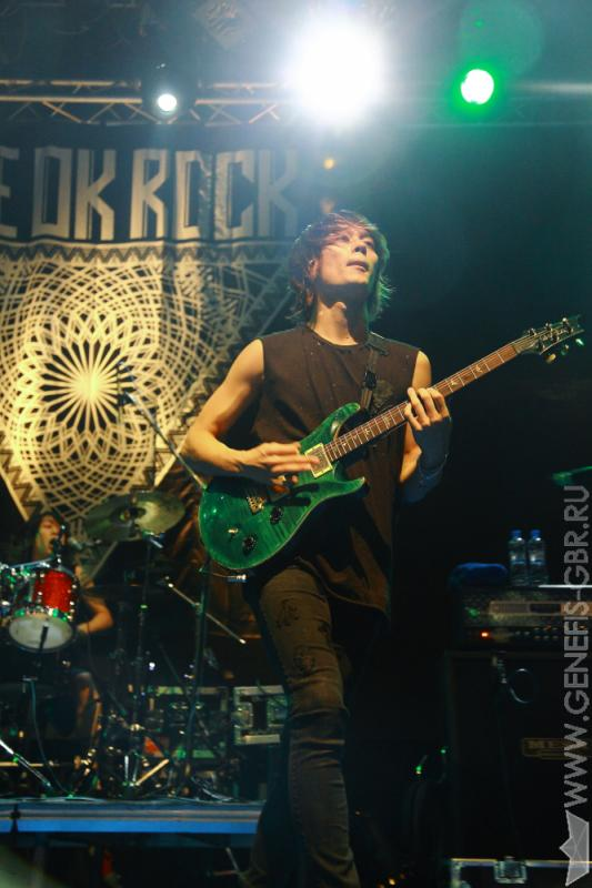11 фото к материалу Ready for Rock   For One ok rock