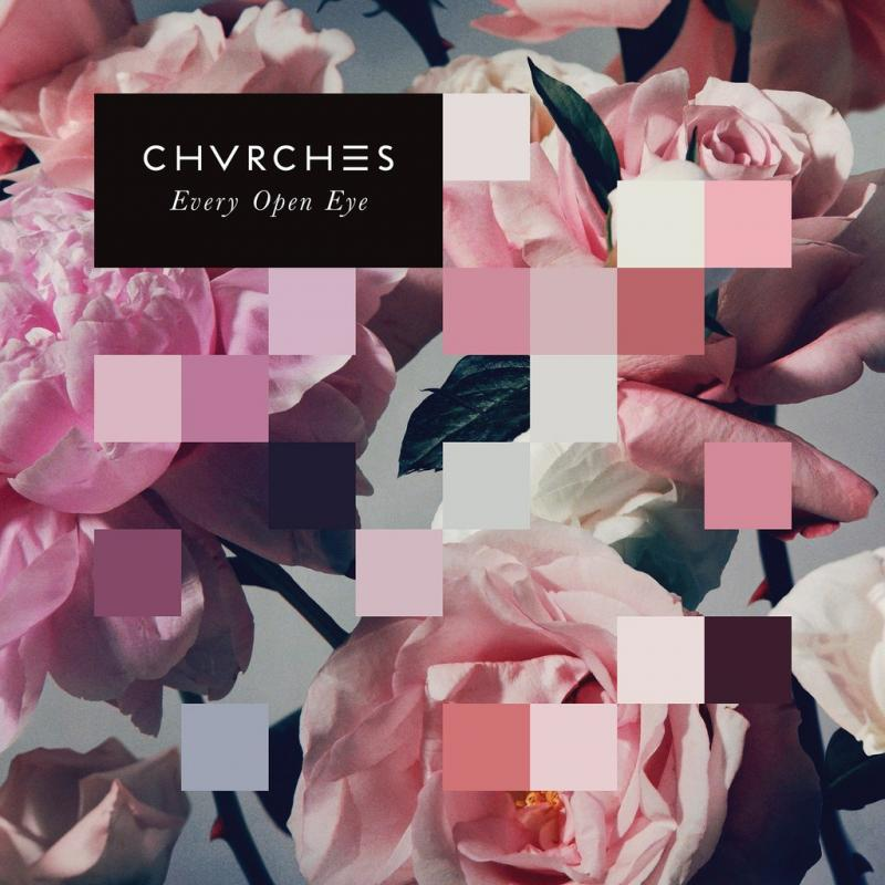 0 фото к материалу Рецензия на Chvrches    Every open eye
