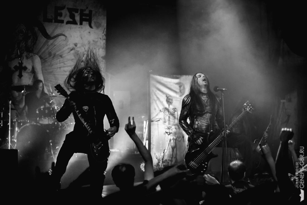0 фото к материалу SepticFlesh  Titan Tour