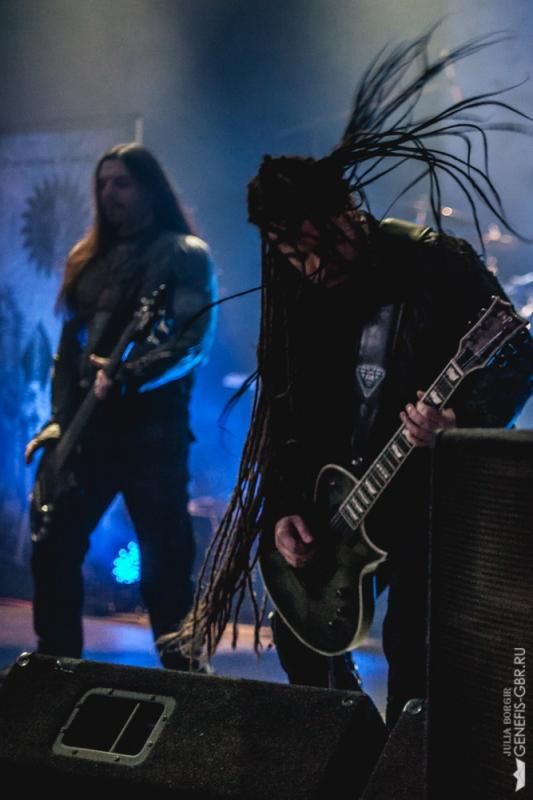 18 фото к материалу SepticFlesh  Titan Tour