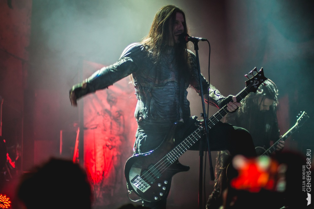 8 фото к материалу SepticFlesh  Titan Tour