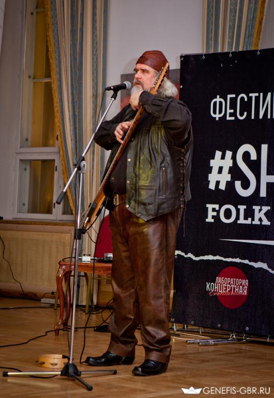 17 фото к материалу ShadowMine Folk Festival Hall