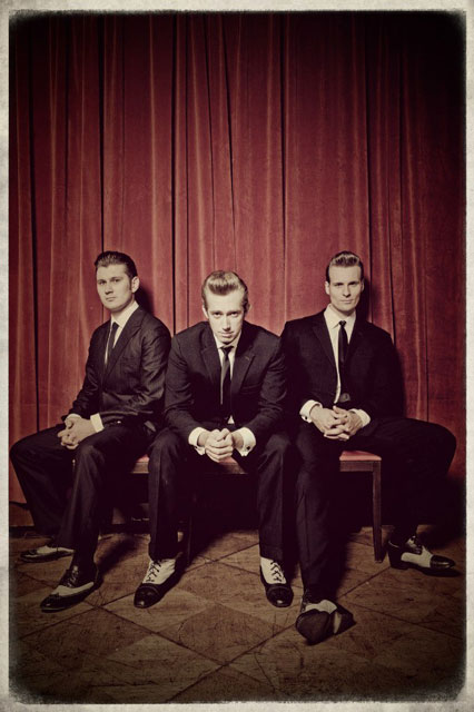 4 фото к материалу The Baseballs в Ray Just Arena