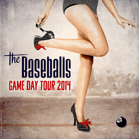 5 фото к материалу The Baseballs в Ray Just Arena