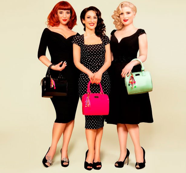 0 фото к материалу The Puppini Sisters выступят в Crocus City Hall