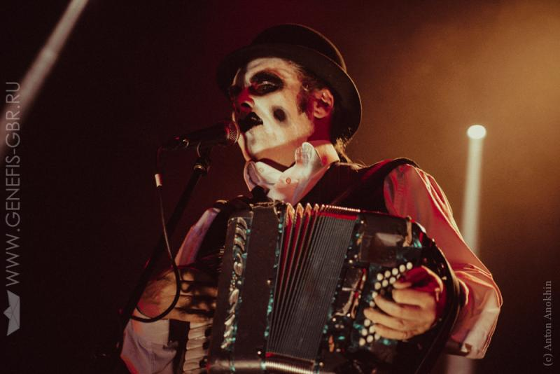 28 фото к материалу The Tiger Lillies в Космонавте