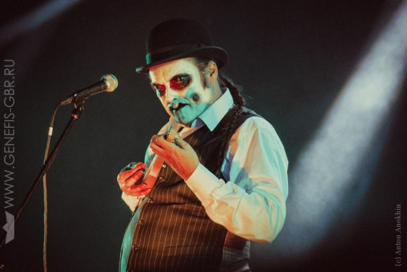 31 фото к материалу The Tiger Lillies в Космонавте