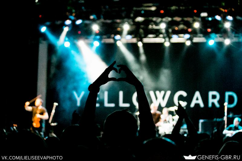 0 фото к материалу Yellowcard в Yotaspace