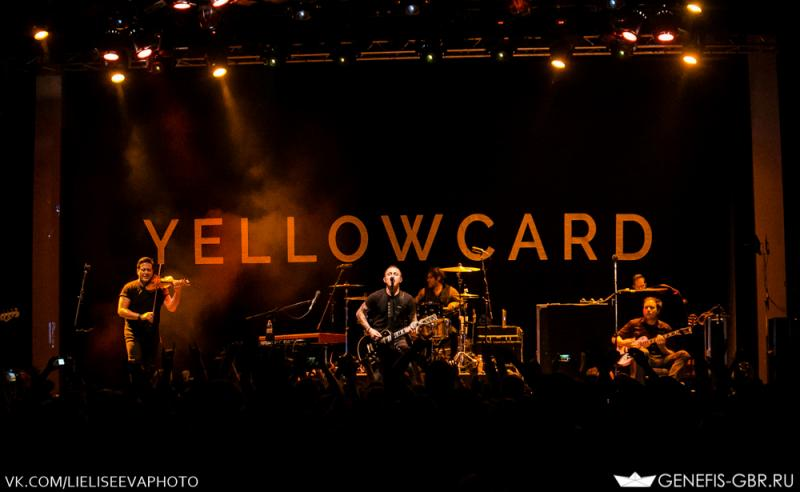 36 фото к материалу Yellowcard в Yotaspace