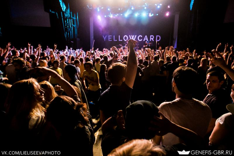 40 фото к материалу Yellowcard в Yotaspace
