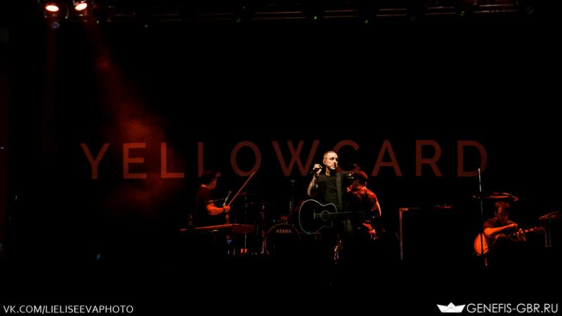 43 фото к материалу Yellowcard в Yotaspace