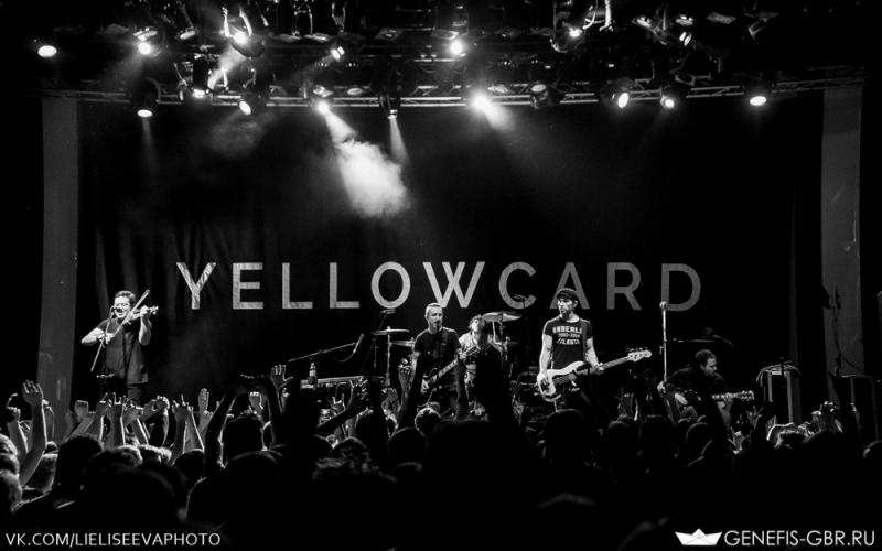 50 фото к материалу Yellowcard в Yotaspace
